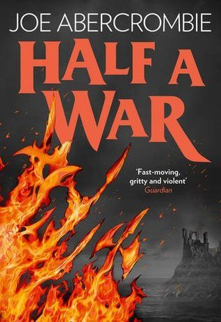 Review: 'Half a War' by Joe Abercrombie