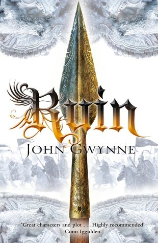 Review: John Gwynne, 'Ruin'