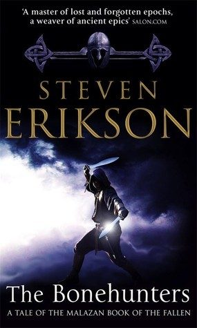 Steven Erikson, 'The Bonehunters' (review)
