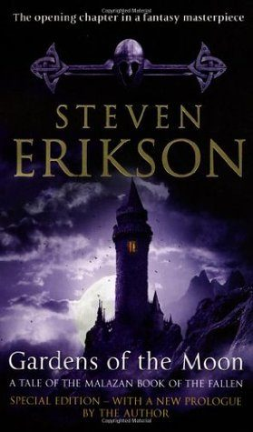 Steven Erikson, 'Gardens of the Moon' (review)