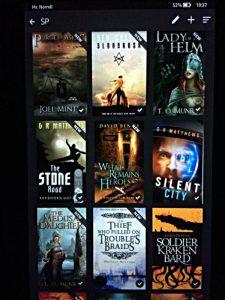 Indie Reading List, August 2016