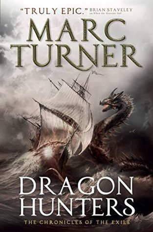 Marc Turner, 'Dragon Hunters' (review)