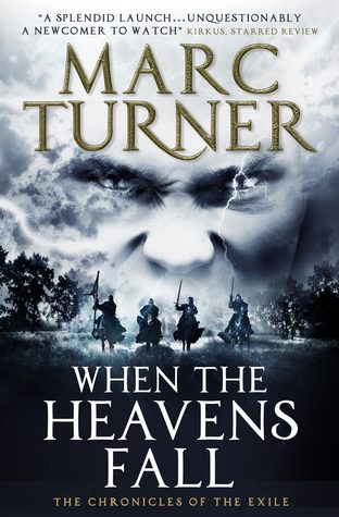 Marc Turner, 'When the Heavens Fall' (review)