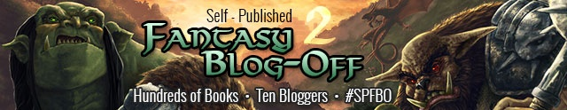 SPFBO2 Banner by Matt Howerter