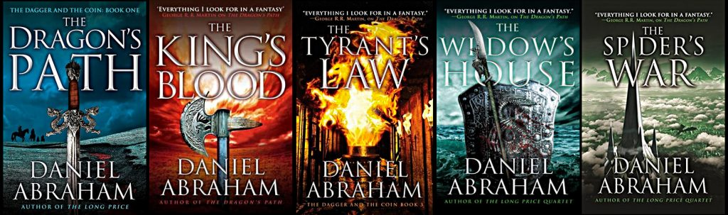 The Dagger & the Coin Quintet by Daniel Abraham
