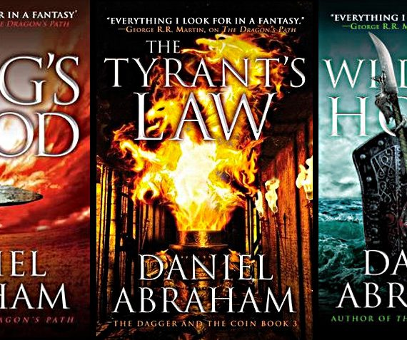 Daniel Abraham, 'The Dagger & the Coin' (series review)