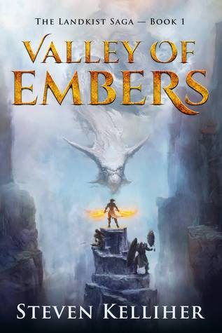 Steven Kelliher, 'Valley of Embers' (review)