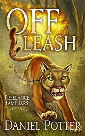 Daniel Potter, 'Off Leash' (SPFBO review)