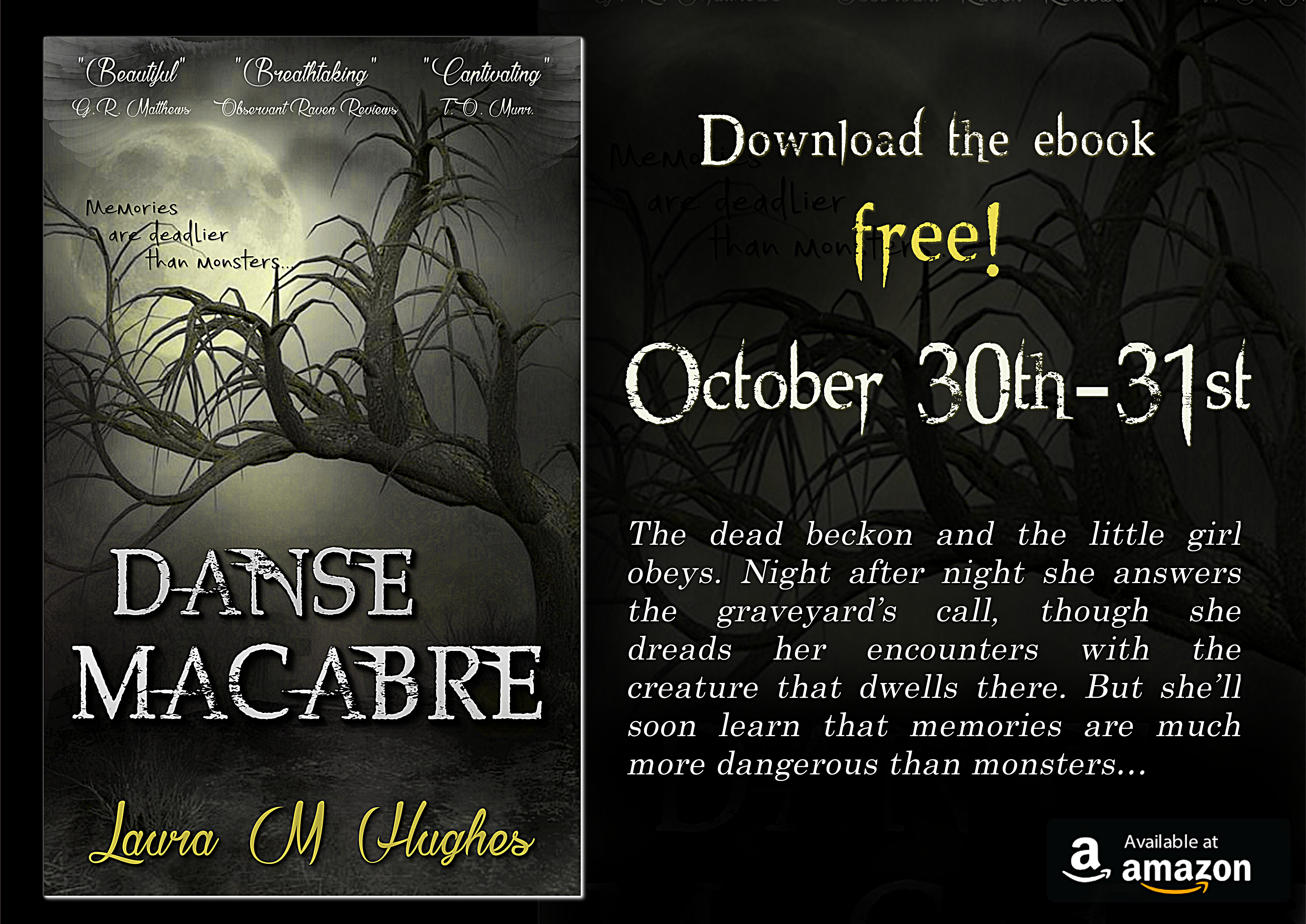Danse Macabre - FREE for Halloween!