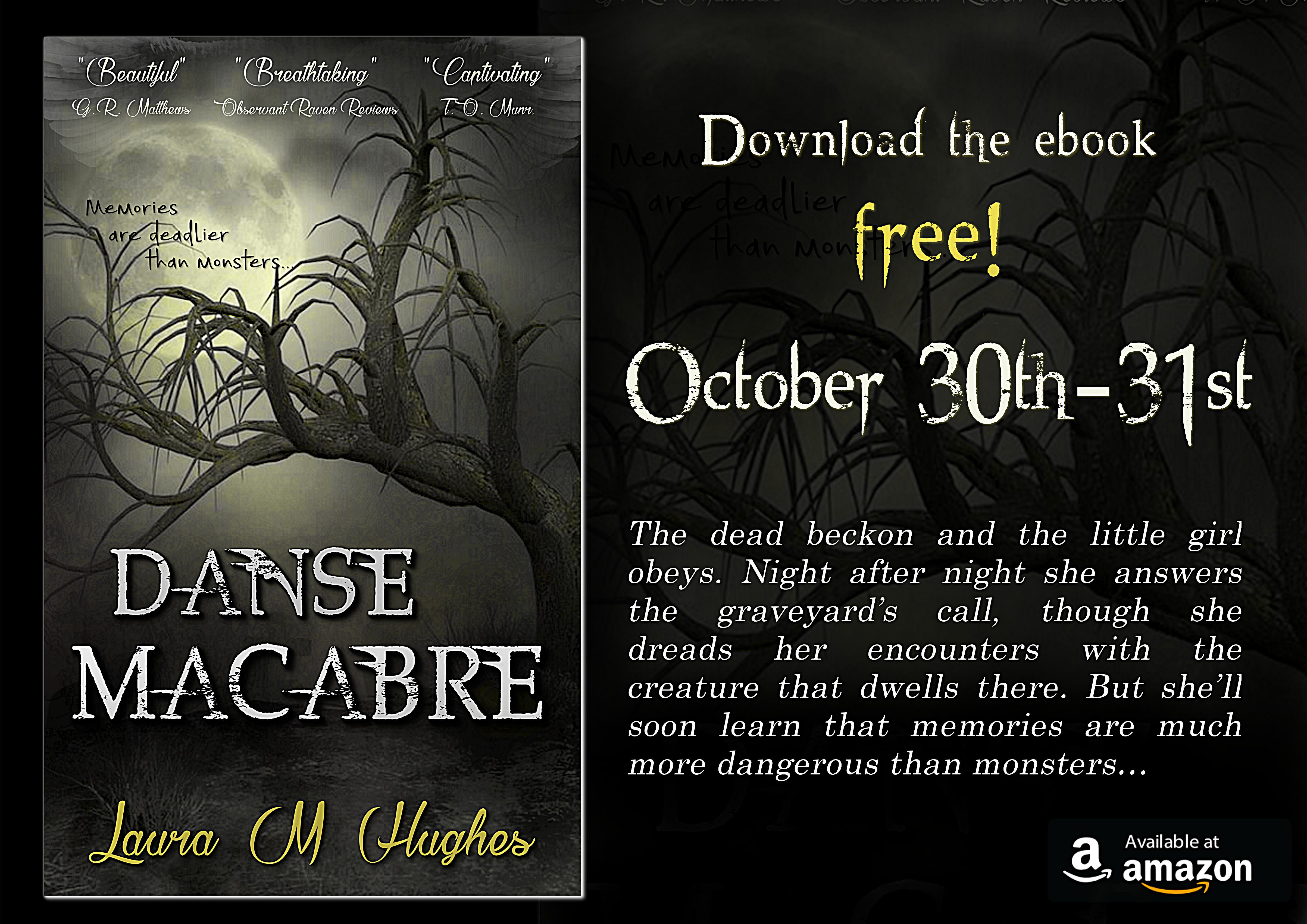 Danse Macabre - FREE for Halloween!