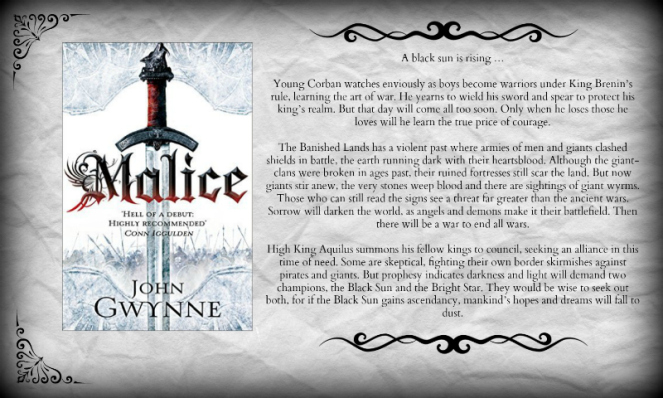 Malice, Faithful and Fallen book one
