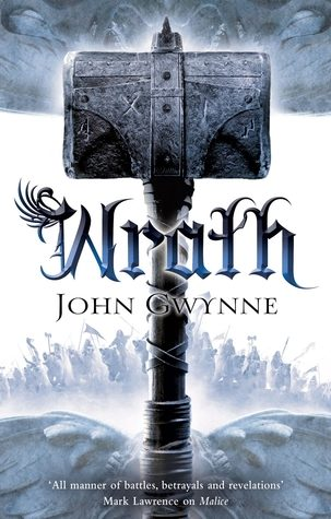 'Wrath' by John Gwynne