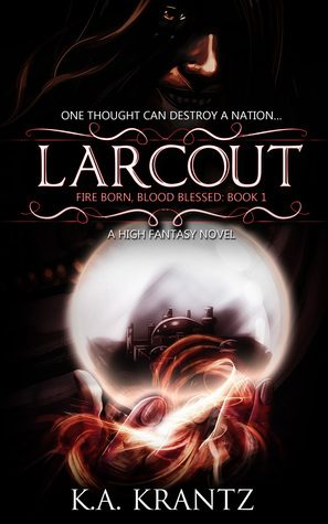 'Larcout' by K.A. Krantz