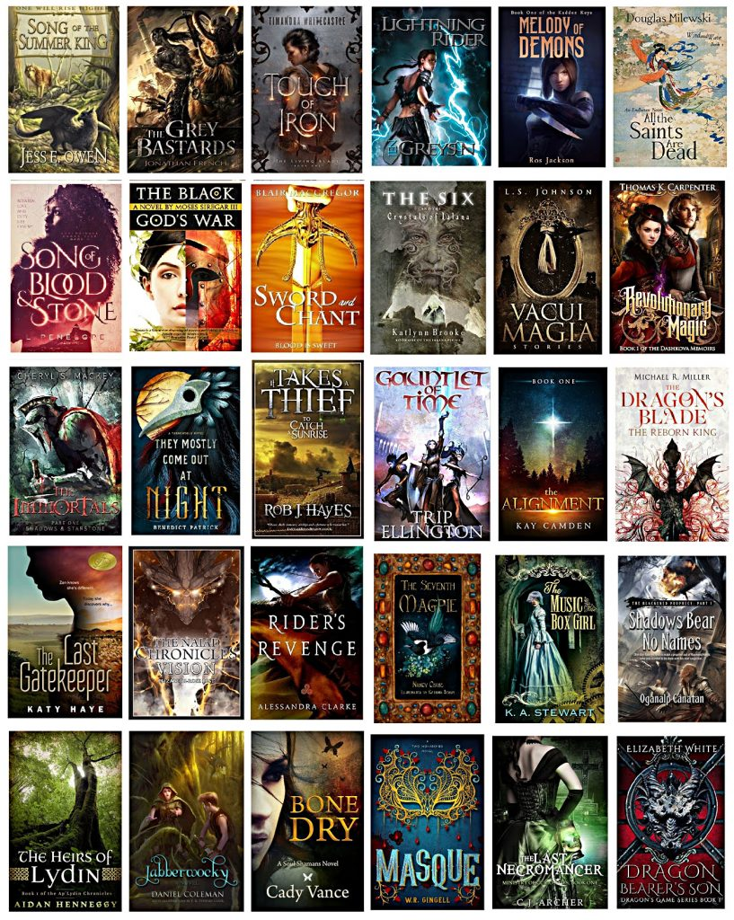 SPFBO Cover Contest 2016