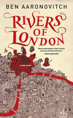 'Rivers of London' by Ben Aaronovitch