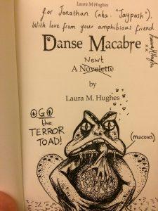 Danse Macabre doodle