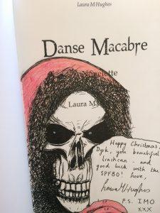 Danse Macabre doodle hogfather