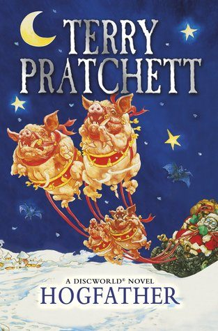 'Hogfather' by Terry Pratchett