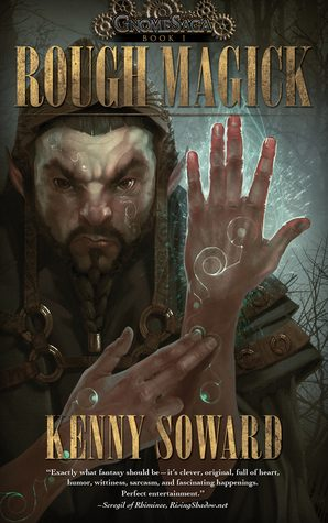 BOOK BOMB! 'Rough Magick' by Kenny Soward