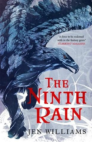 'The Ninth Rain' by Jen Williams