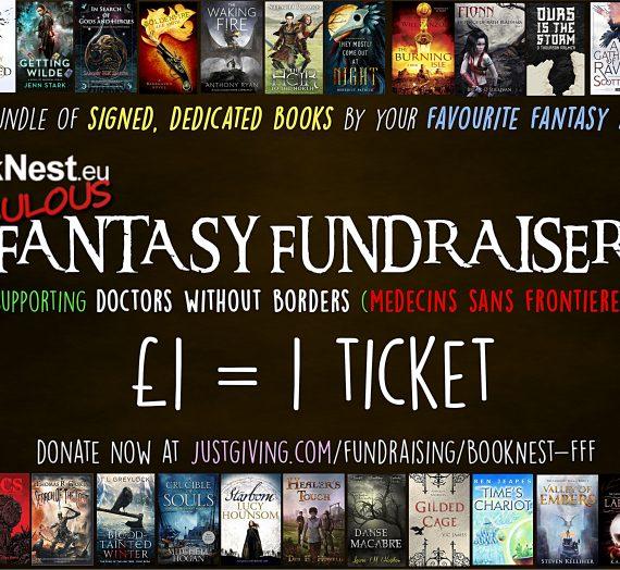 Booknest's Fabulous Fantasy Fundraiser!