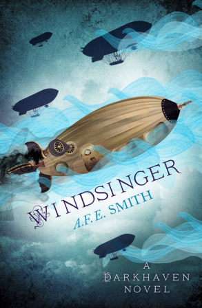 'Darkhaven', 'Goldenfire' & 'Windsinger' by A.F.E. Smith