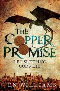 The Copper Promise by Jen Williams (UK Cover)