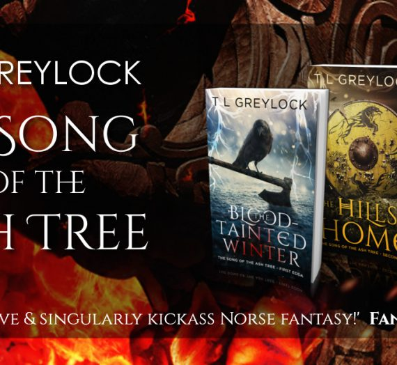 Norse Fantasy by T.L. Greylock: SALE!